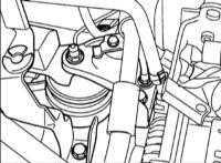 2.12 Снятие и установка двигателя и коробки передач Hyundai Elantra