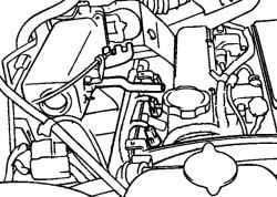 2.4.3 Снятие, проверка и установка впускного коллектора Hyundai Santa Fe