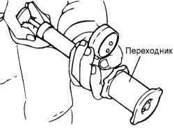 2.5.7 Проверка клапанов крышки радиатора