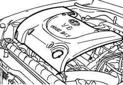 2.6.2 Снятие, проверка и установка ремня привода ГРМ