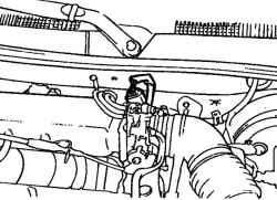2.10.4 Система управления распределенным впрыском топлива Hyundai Santa Fe