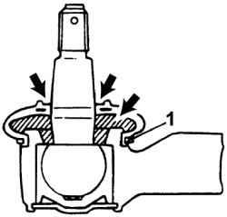 5.7 Датчик температуры охлаждающей жидкости - проверка и замена Hyundai Sonata