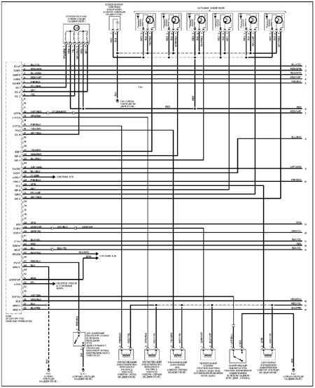 13.2 Система управления двигателем 3.5 л