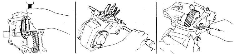Боковой вал отбора мощности трактора МТЗ-80, МТЗ-82
