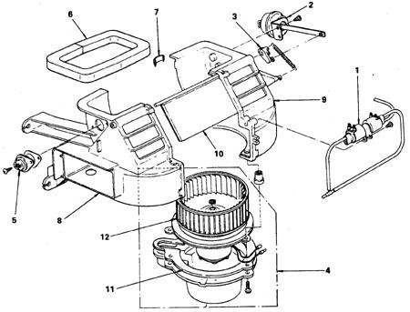 10.0 Система подогрева и кондиционирования воздуха