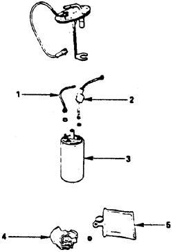 5.3 Электрический топливный насос