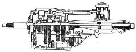6.0 Механическая КПП