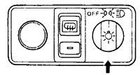 1.5 Переключатели панели приборов