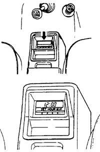 1.11 Электрические цифровые часы