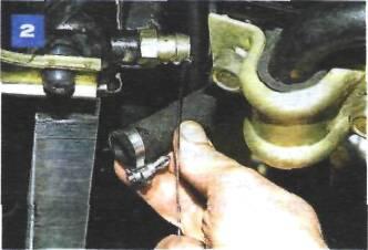 Замена охлаждающей жидкости на автомобиле с двигателем ВАЗ-2106