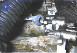 10.8 Замена кожуха и ведомого диска сцепления на автомобиле с двигателем УМПО-331