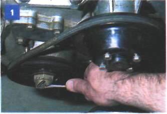 2.4 Проверка и регулировка тепловых зазоров в приводе клапанов