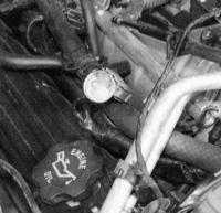 7.12 Проверка исправности системы впрыска топлива Jeep Grand Cherokee