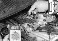 7.16 Проверка функционирования и замена компонентов системы стабилизации оборотов холостого хода (IAC)