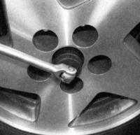 13.12 Снятие, обслуживание и установка ступицы и подшипников (переднего колеса) Jeep Grand Cherokee