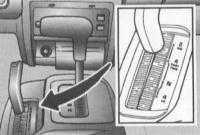 18.2 Запуск двигателя и управление автомобилем Jeep Grand Cherokee