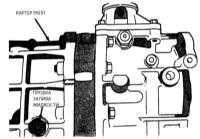 2.14 Проверка уровня трансмиссионного масла ручной коробки передач (РКПП) (каждые 12 000 км (7500 миль) пробега, или раз в 6 месяцев)