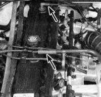 3.4 Снятие и установка крышки головки цилиндров Jeep Grand Cherokee