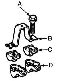 3.5 Снятие, проверка состояния и установка коромысел и штанг толкателей Jeep Grand Cherokee