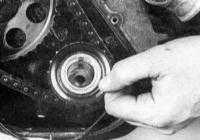 3.10 Проверка состояния, снятие и установка крышки распределительной цепи, цепи и ее звездочек