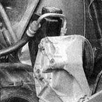 5.6 Снятие и установка двигателя