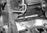 6.17 Снятие и установка конденсатора системы кондиционирования воздуха