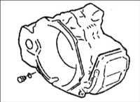 11.21 Замена уплотнительного кольца датчика температуры трансмиссионной жидкости