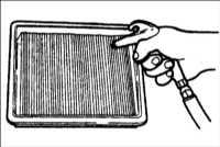 2.4 Фильтрующий элемент воздушного фильтра