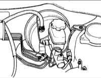 12.6 Прокачка гидравлической системы привода тормозов с использованием сканера