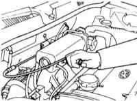 4.2 Проверка клапана вентиляции картера PCV