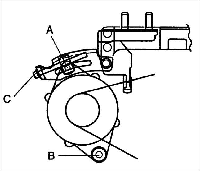 как вытащить генератор на киа рио