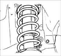 10.2 Проверка элементов передней подвески