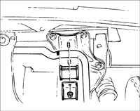 10.7 Передний стабилизатор поперечной устойчивости Kia Rio