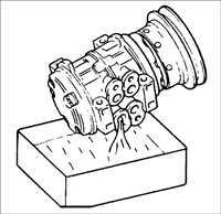 15.11 Проверка уровня и доливка масла в компрессор кондиционера