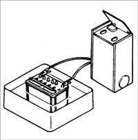 16.4.2 Ускоренная зарядка аккумуляторной батареи