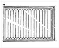 2.7 Воздушный фильтр (ACL) Kia Rio
