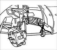 8.1.5 Снятие и установка коробки передач Kia Rio