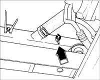 2.7 Снятие и установка двигателя