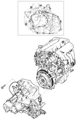 2.8 Разборка двигателя