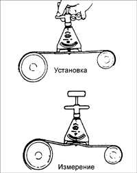 12.4 Ремень привода насоса усилителя рулевого управления