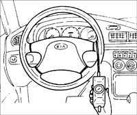 12.3 Проверка рулевого управления с гидравлическим усилителем