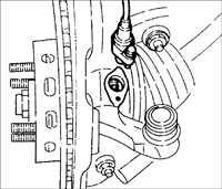 14.0 Тормозная система Kia Sephia