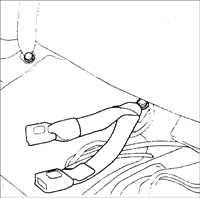 16.52 Плечевой задний ремень безопасности