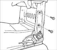 16.45 Откидывающийся шарнир переднего сиденья