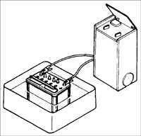 18.8 Зарядка стандартных батарей