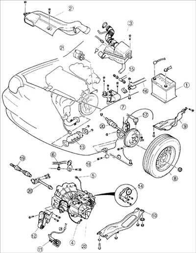 9.6 Снятие и установка коробки передач