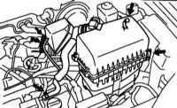 3.11 Замена фильтрующего элемента воздухоочистителя