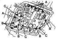 8.0 Автоматическая трансмиссия и межосевой дифференциал