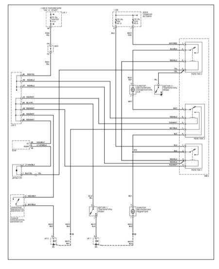 14.10 Вентиляторы системы охлаждения двигателя