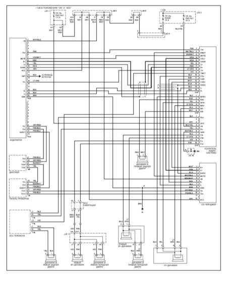 14.39  Аудиосистема (с системой навигации)